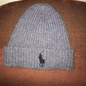 Wool Polo Cap